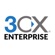 3CX enterprise Logo